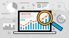 Website Analytics is the method used in collecting and analyzing what's happening on your website. While covering everything from what your visitors are doing, where they come from, what content they like, and a whole lot more. In short, it provides you with the actual reports and analytics on how your site visitors behave once on your website. Affiliate Marketing, Online Marketing, Digital Marketing, Design Development, Software Development, Marketing Institute, Google Ads, Blog Writing, Cloud Based