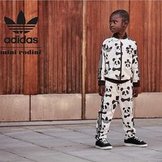 News FlashAdidas Originals x Mini Rodini. . . The first limited edition release launches in Adidas Originals stores worldwide & Mini Rodini stores & selected partners on 1st December.  We can't wait.  #jrstyledigs