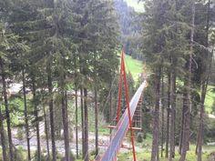 Baumzipfelweg - Saalbach-Hinterglemm, Austria