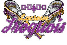 ISupport the growth of Lacrosse in Uganda. 50% of all T-Shirt profit goes directly to Uganda Lacrosse. roquois Lacrosse Script - Back Print - Multi Colour