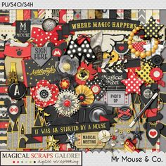 {Mr Mouse & Co} Digital Scrapbook Collection by Magical Scraps Galore, available at Gingerscraps and The Digichick http://store.gingerscraps.net/Mr-Mouse-and-Co-collection.html http://www.thedigichick.com/shop/Mr-Mouse-and-Co-collection.html #magicalscrapsgalore