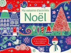 Les Mercredis de Julie : Ma valisette d'activités Noël
