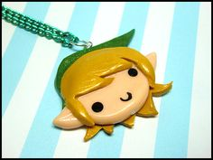 Link Necklace by grandmathunderpants on Etsy