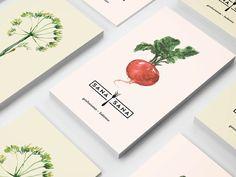 Branding for the vegetarian restaurant