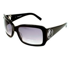 Special Offers Available Click Image Above: Guess Sunglasses Gm 602 Blk35 Acetate - Rhinestones Black Gradient Grey
