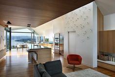 Living room - seaview-house