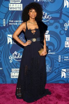 Lianne La Havas attends the ESSENCE 6th annual Black Women in Music Event held at Avalon in Hollywood, California.