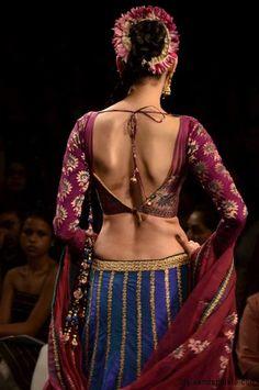 Neeta Lulla blouse design