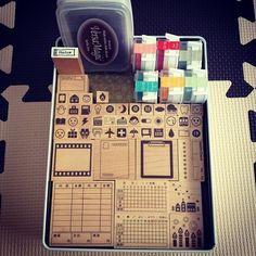 ♡Stamp box
