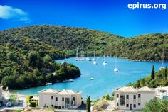 Sivota,Epirus,Greece Greece Places To Visit, Porches, Travel Around The World, Around The Worlds, Greece Islands, Best Places To Travel, Greece Travel, Beautiful Islands, Day Trip