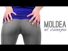 Rutina ejercicios para el abdomen, glúteos y brazos