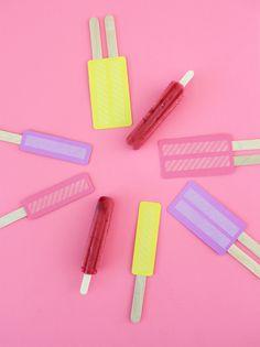 Popsicle Stick Crafts, Popsicle Sticks, Craft Stick Crafts, Crafts To Make, Fun Crafts, Crafts For Kids, Diy Paper, Paper Crafts, Washi Tape Crafts