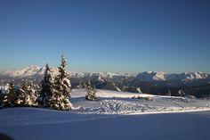 genialer Wintermorgen am 10.03.2016 in Flachau #snowspace #flachau #skiamade