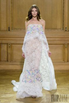 Georges Chakra – Spring 2016 couture collection