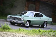 1974 Plymouth Duster - Web Exclusive! - Hot Rod Network