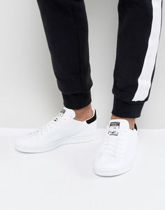 low priced b84a6 d070d ADIDAS ORIGINALS STAN SMITH PRIMEKNIT SNEAKERS IN WHITE BZ0117 - WHITE.   adidasoriginals  shoes