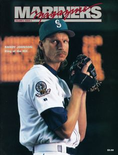 50d42417a The Mariners Salute Hall of Famer Randy Johnson « From the Corner of Edgar   amp