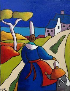 Fabinonzoli, Balade bretonne