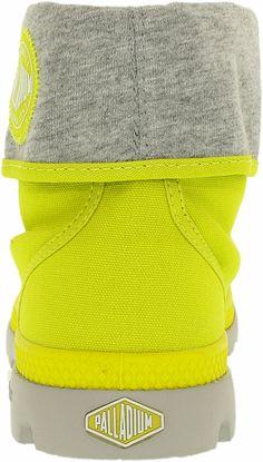Palladium-Women-039-s-Baggy-Lite-Canvas-Ankle-High-Canvas-Fashion-Sneaker