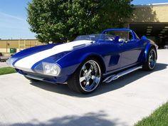 Corvette Grand Sport Restomod