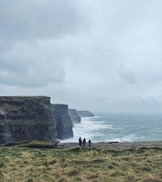 """The New Renaissance Man: @thisfruitsnaps -- The cheeky captions, dreamy travel shots, and expert eye of this writer/photographer/creative director will have you at hello. (Or, in this instance, dreamy Cliffs of Moher, Ireland travel shot!) See more of our favorite interior designers to follow in """"21 Must-Follow Insta Feeds for 2016"""" on the One Kings Lane Style Guide!"""