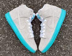 "Nike SB Dunk High ""Polarized Blue"""