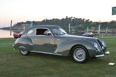 Alfa Romeo 6C 2500 Berlinetta Sport by Castagna (1939)