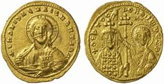 Late Byzantine Coins
