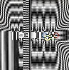 Olimpiadas México 68: un referente para el diseño a nivel mundial