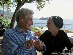 Patrick and Lela -icons of Kardamyli Patrick Leigh Fermor, Old Faces, Cool Photos, Interesting Photos, Peaceful Places, Greece, Literature, Writers, Films