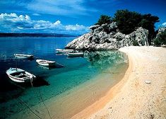 Island of Pag, Croatia. Spent three trips in three years partying on a beautiful beach for Hideout Festival