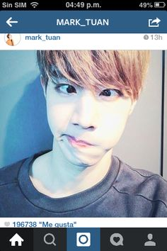 Mark  #mark #got7 #intagram