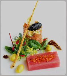 Tuna orange & Basil it is nice one - The ChefsTalk Project