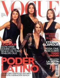 Ana Beatriz Barros by Nacho Piñedo Vogue España November 2001