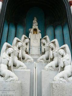 Cimitero Monumentale, Milano, Italy