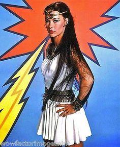 "1st female superhero star on television. ""Shazam Isis Hour"" CBS TV"