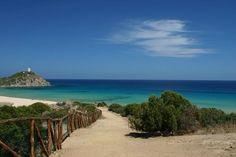 Chia, Sardinia