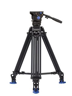 Introducing Benro BV4 Pro Twin Leg Aluminum Video Tripod Kit BV4PRO. Great product and follow us for more updates!
