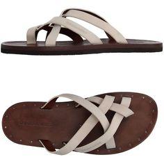 Designer Clothes, Shoes & Bags for Women Pleasures For Men, Leather Sandals, Men's Sandals, Men's Shoes, Flat Shoes, Kinds Of Shoes, Dsquared2, Leather Men, Mens Fashion