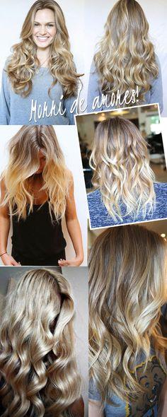 cabelos loiros verão 2015