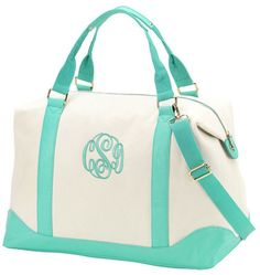 Monogrammed Sullivan Bag!