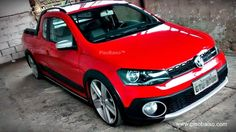 PisoBaixo™: Vw. Saveiro Cross Tiguan Vw, Vw Gol, Buick Riviera, Grand Theft Auto, Future Car, Volkswagen Golf, Car Pictures, Cars And Motorcycles, Cool Cars