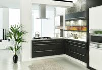 Struggling to find inspiration for your new kitchen? Visit our kitchen design gallery and let the most trusted kitchen brand in New Zealand inspire you! Studio Kitchen, New Kitchen, Kitchen Ideas, Kitchen Design Gallery, New Homes, Kitchen Cabinets, Inspired, Storage, House