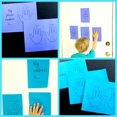 How to teach kids to memorize their phone number and address from Creekside Learning How To Teach Kids, Fun Learning, Learning Activities, Preschool Learning, Teaching Kids, Kinesthetic Learning, Kids Education, Kids Playing, Kindergarten Readiness