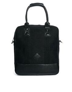 ASOS+Canvas+Messenger+Bag