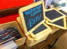 You said you wanted a tablet for Christmas, right?