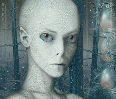 Ghost Hunting Theories: Witness: Tall White Aliens Base in Pennsylvania?