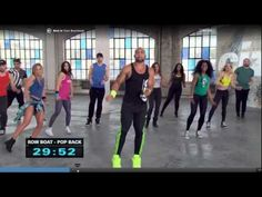 Cize FULL WORKOUT Preview - YouTube
