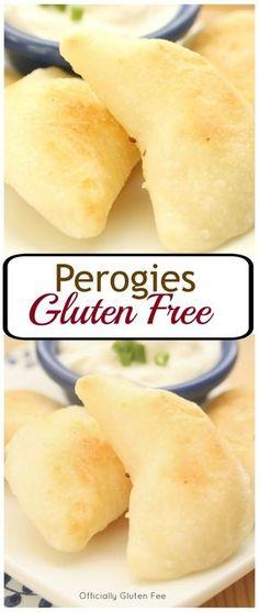 Gluten Free Perogies