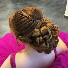 Www kayrule ng 🤷🤷🤷🤷🤷🤷🤷 latest 2018 hairstyles american european russian germany canada brazil cowgirls country braids curls cute easy old short indo boho chic half up native american haircuts love weddinghairstyles Quince Hairstyles, Up Hairstyles, Braided Hairstyles, Peinado Updo, Bridal Hair Buns, Bridal Updo, Natural Hair Styles, Short Hair Styles, Quinceanera Hairstyles